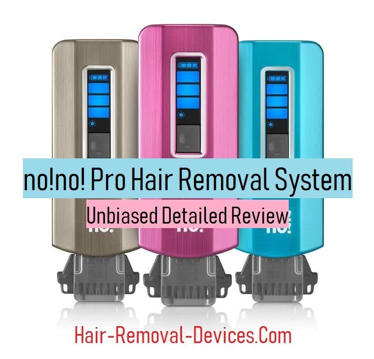 nono Hair Removal System Review