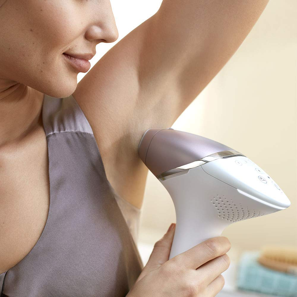 Curved-out underarm attachment