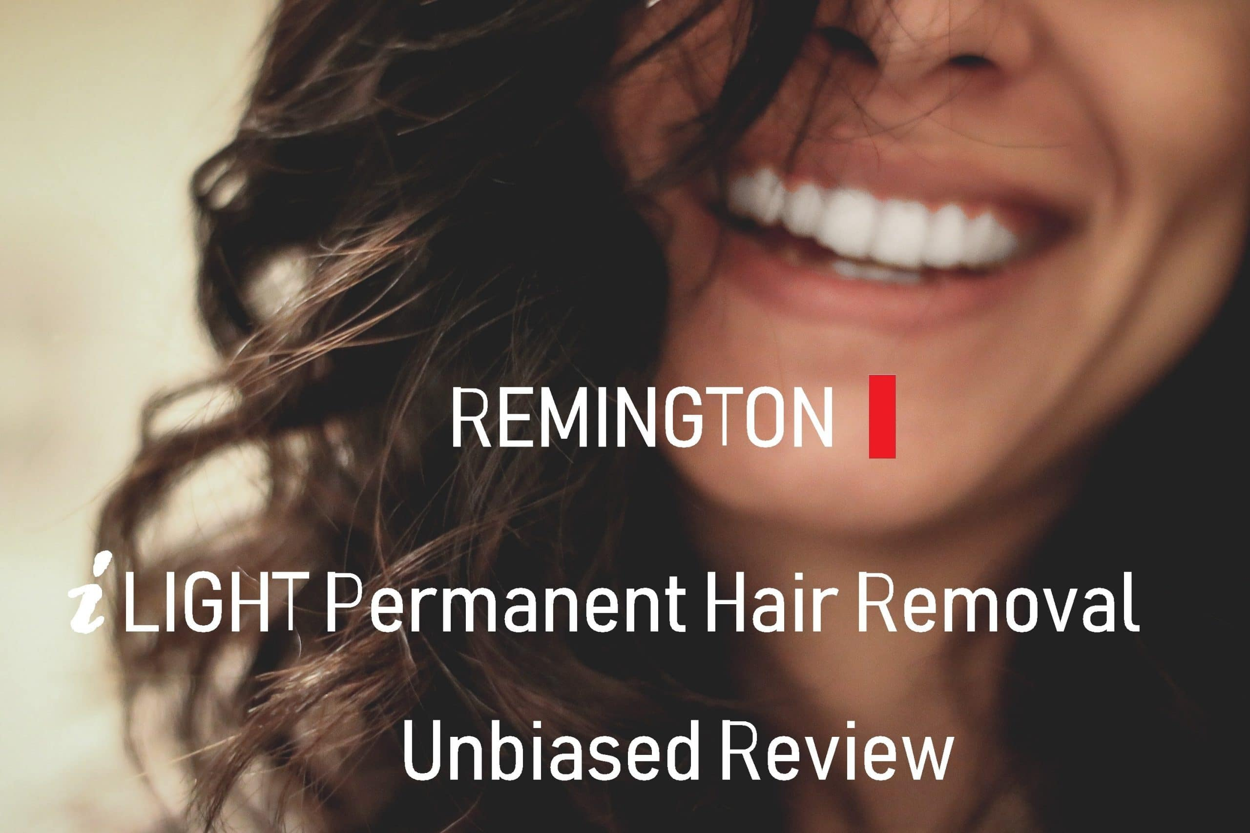 Remington iLIGHT Hair Removal Systems Overview
