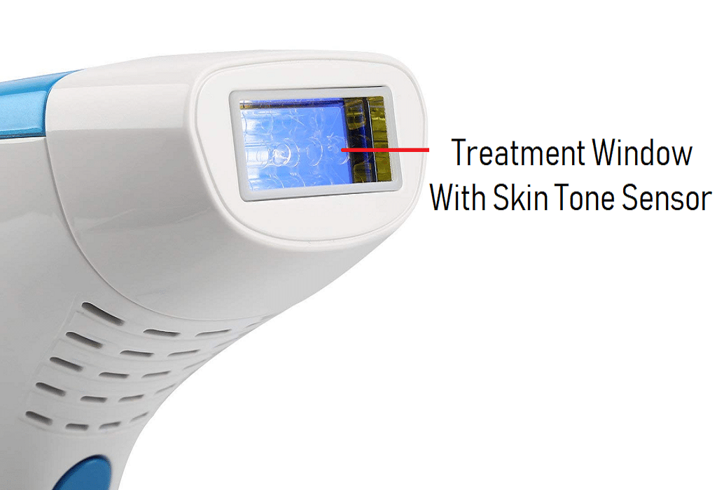 MLAY M3 Treatment Window & Skin Tone Sensor