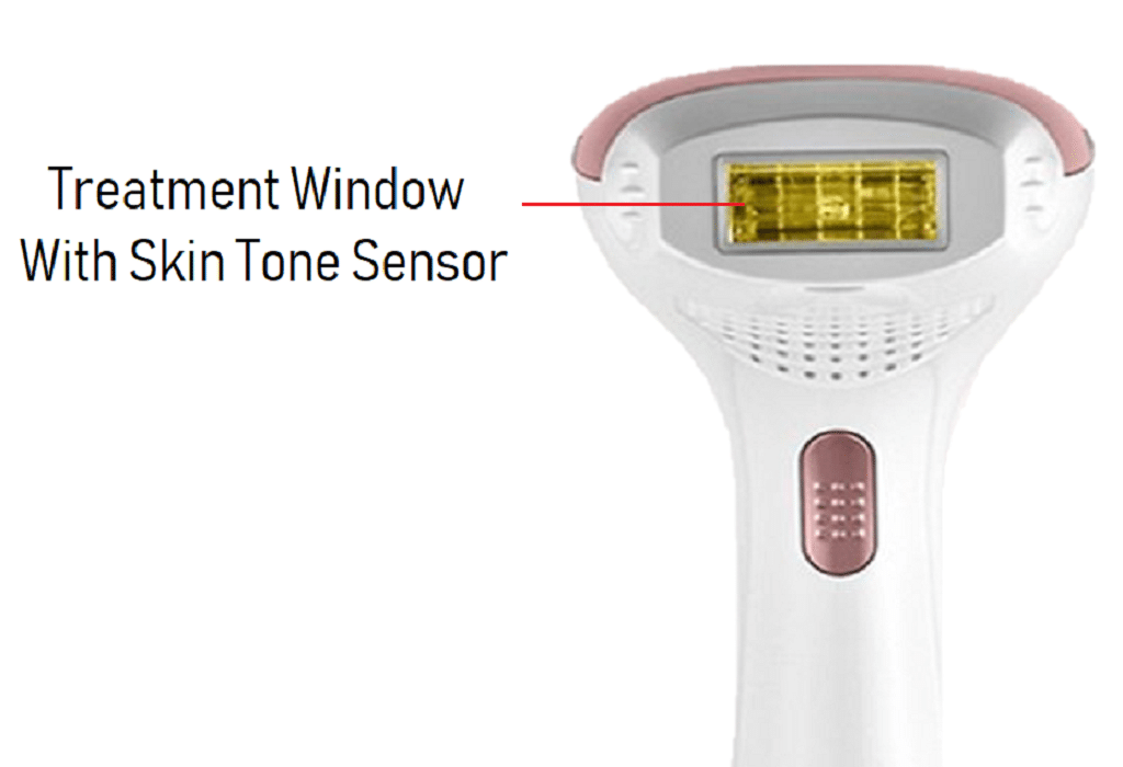 MLAY T3 Treatment Window & Skin Tone Sensor