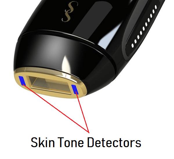 SmoothSkin Gold Skin Tone Detector