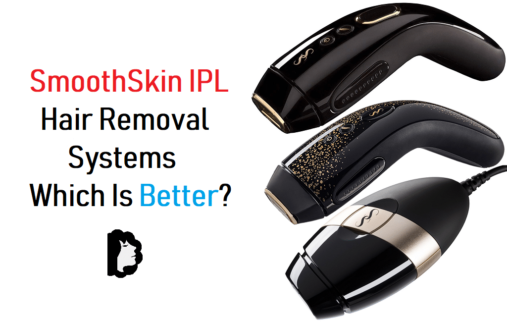 SmoothSkin IPL Hair Removal Systems