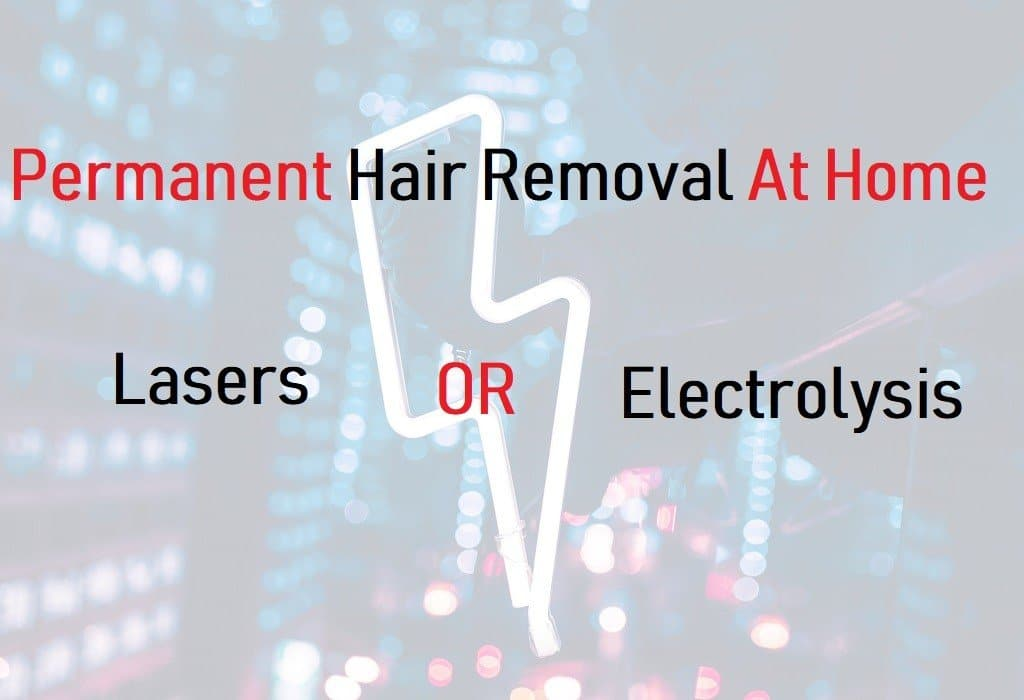 Permanent Hair Removal At Home    Does It Work? | Hair