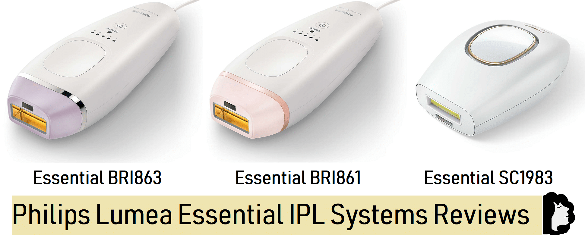 Philips Lumea Essential IPL Systems
