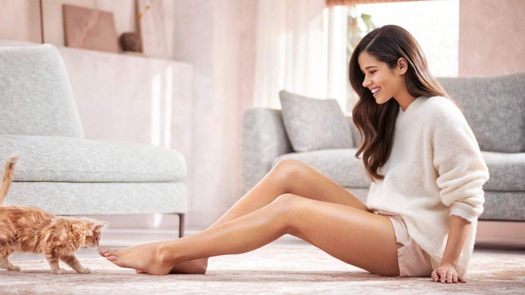 bikini laser hair removal at home