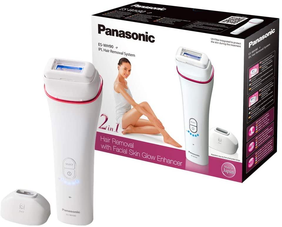 Panasonic IPL Hair Removal Device